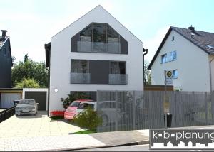 Holzlar - Paul-Langen Straße Visualisierung